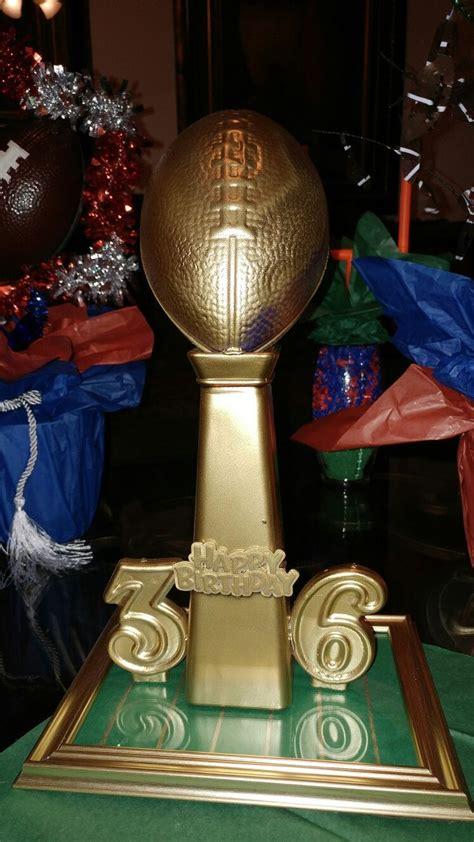 banquet centerpieces 25 unique football centerpieces ideas on