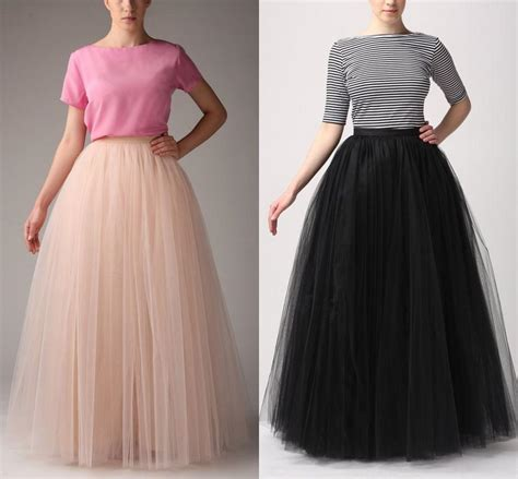 discount fashion simple skirts all colors 5 layer