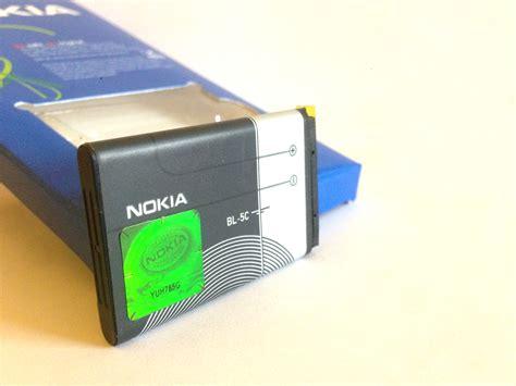 Baterai Nokia Bl 5c Original 100 2 nokia bl 5c batterie batteries battery