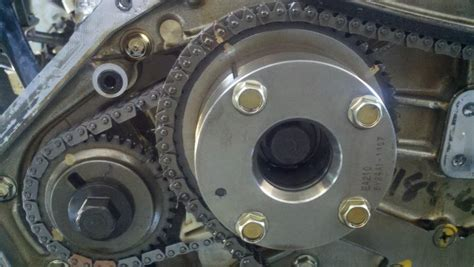 remove a tensioner for a 2000 nissan xterra how to change timing chain cpl second generation nissan xterra forums 2005