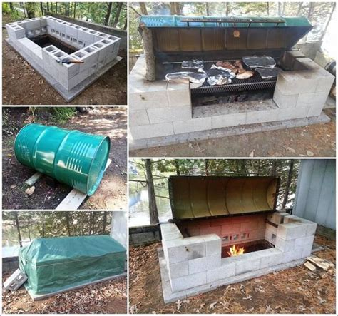 backyard bbq pit ideas 853 best images about fire on pinterest fire pits