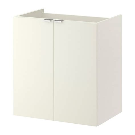 lill 197 ngen sink cabinet with 2 doors white 23 5 8x15x25