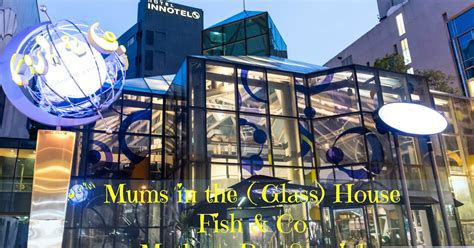 mothers day  fish  glass house  wacky duo
