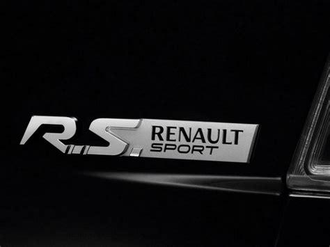 logo renault sport renault sport