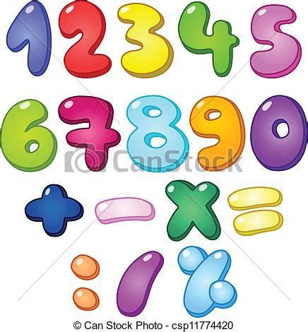 imagenes de matematicas numeros ilustraciones de vectores de burbuja n 250 meros 3d 3d