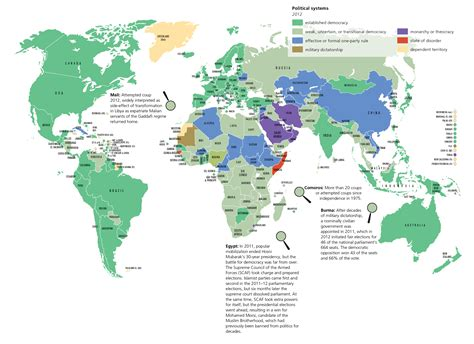 world map with states the state of the world s states dan smith s