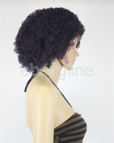 drew wig purple beshe silk lace human hair blend lace front wig hhbsl drew5