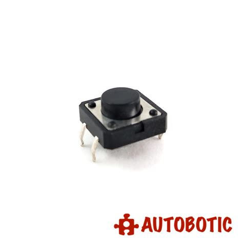 Tactile Button 43mm Push On 4 pin tactile push button tact switch 12x12x6mm