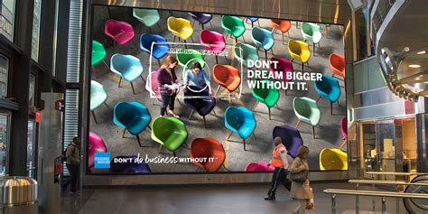 American Express Marketing Mba by American Express New Branding Targets Whose Work