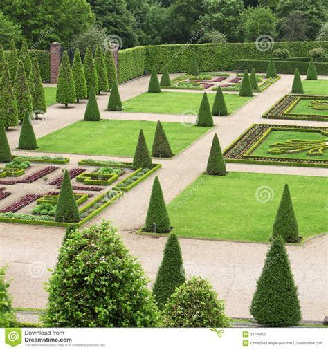 formal garden layout formal garden stock photo image of park molded bushes