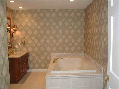 25 wonderful large glass bathroom tiles