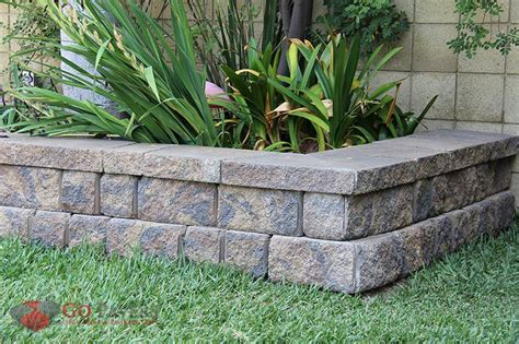Paving Planters get the best pavers planters steps installation go pavers