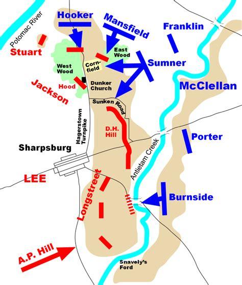 mcclellan texas map mstartzman antietam second