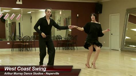 West Coast Swing James Dutton Kelly Lakomy Dance At