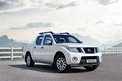 nissan navara nissan updates old navara in europe for the 2015 model