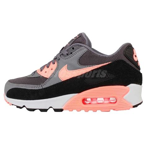 wmns nike air max  essential grey sunset glow womens