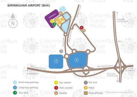 birmingham uk airport map birmingham international airport bhx airports