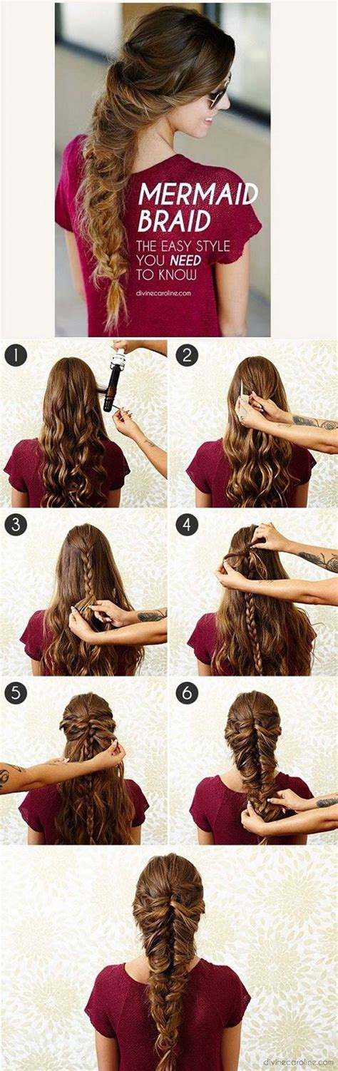 Cool Hairstyles For School Step By Step by 40 Of The Best Hair Braiding Tutorials Diy Projects