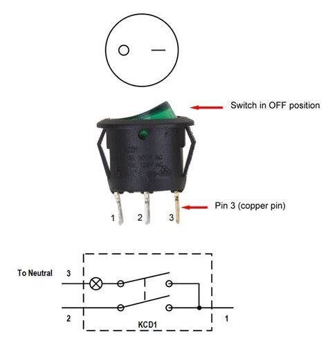 pin rocker led switch wiring diagram buscar  google