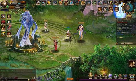 the angels game the league of angels mmo square