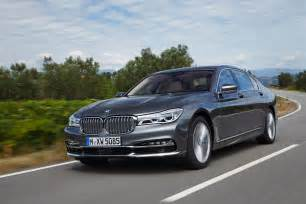 Bmw 750 Li 2016 Bmw 750li Photo Gallery