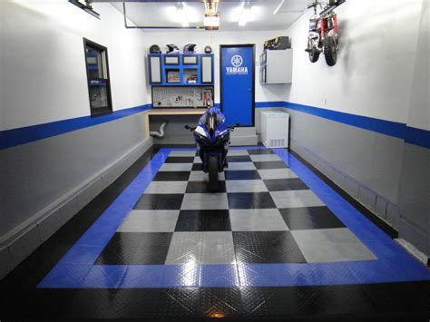 Garage Flooring Ideas and Their Pros and Cons