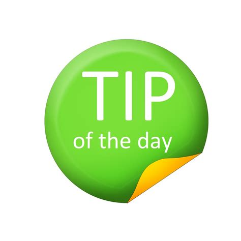 tips for day tip of the day when sending your cv via email regional post