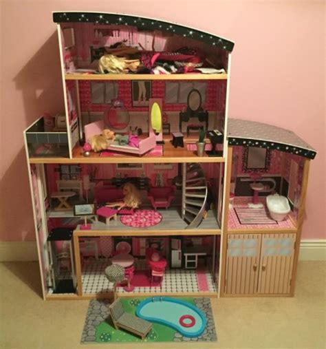 sparkle dolls house kidkraft sparkle mansion dolls house for sale in newbridge kildare from october20
