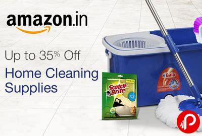amazon home cleaning home cleaning supplies upto 35 off amazon