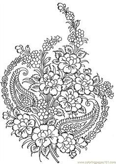 intricate coloring pages  adults humming belles