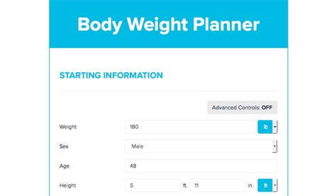 weight loss goal calculator weight loss date calculator goal weight calculator