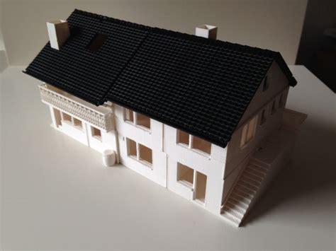Haus 3d Drucker by Ein Architekturmodell Aus Dem 3d Drucker Netzkonstrukteur