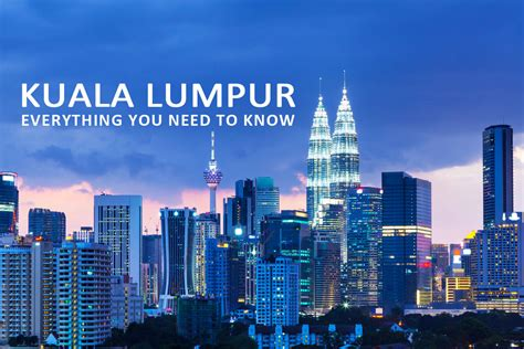 Lumpur Lumpur kuala lumpur malaysia travel