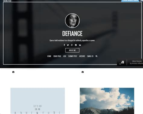tumblr themes unique 51 free tumblr themes free premium templates creative