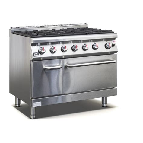 Stove With Oven commercial 6 burner gas stove cook top with oven gas