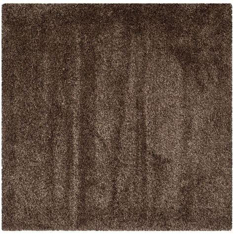 safavieh california rug safavieh california shag 4 ft x 4 ft square area rug sg151 8181 4sq the home depot