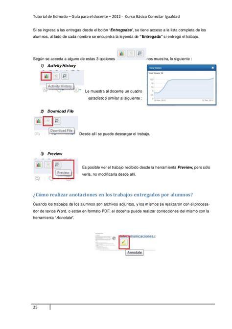 tutorial edmodo para alumnos edmodo tutorial docentes 2013