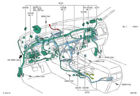 1998 toyota avalon xls stereo wiring diagram 1998 toyota