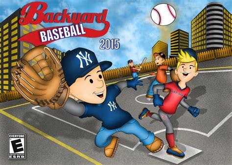 Backyard Baseball 2015 Backyard Baseball 2015 By Andresvalbuenaart7 On Deviantart
