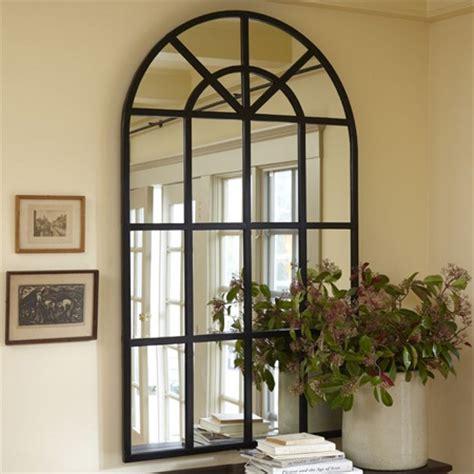 Arch Windows Decor Home Dzine Home Diy Diy Arched Window Mirror