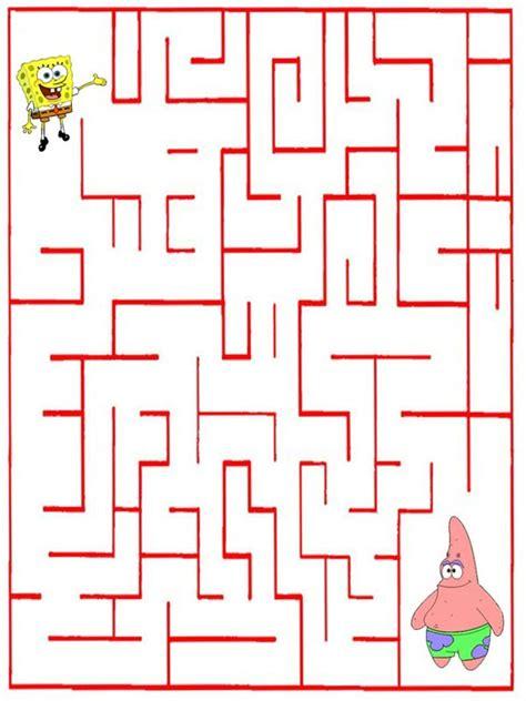 10 laberintos para imprimir colorear y jugar juegos de juegos para ni 241 os laberintos