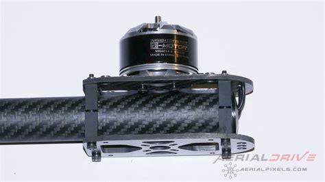 aerialdrive m325 carbon fiber motor mount aerialpixels