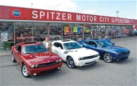 cleveland motors inc spitzer motor city inc in cleveland oh 44142 citysearch
