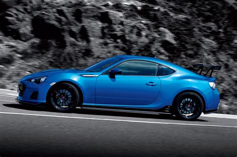 2014 subaru brz ts gt package side photo 5