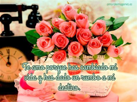 las mejores y mas bonitas imagenes de amor flores hermosas con frases de amor para tu pareja