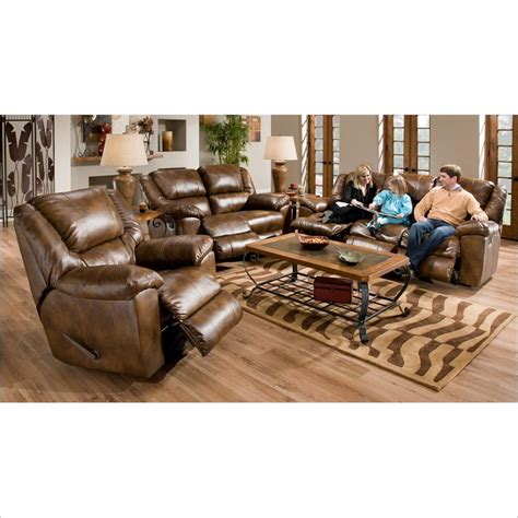 steve silver silverado sofa silverado 4 piece leather sofa set in caramel brown