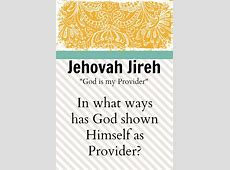 {All Things New}: Jehovah Jireh What Day Of The Week Was October 8 2012