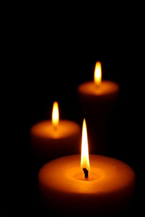 Burning Candles Three Burning Candles Healingaia