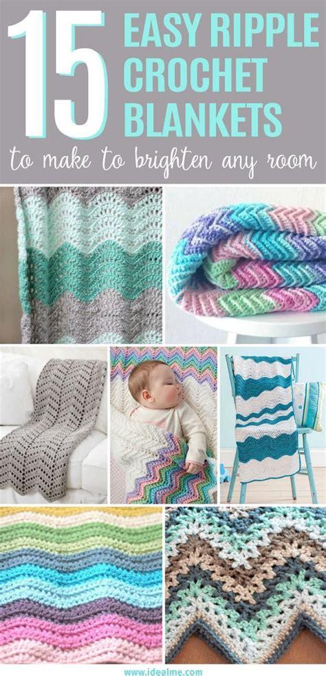 17 migliori immagini su crochet ripples waves su 1107 migliori immagini crochet pattern roundups su