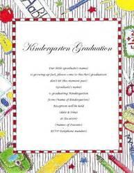 preschool graduation invitation templates free kindergarten graduation invitations templates clip